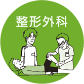 診療科目 整形外科