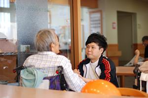 毎日できる安心感。当院の入院リハビリは365日体制!!