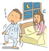 レム睡眠期行動異常