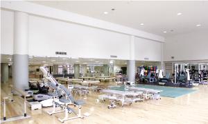入院中のリハビリ施設